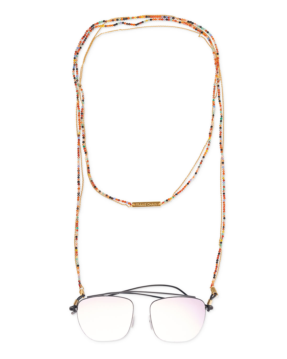 It's a Wrap Beaded Chain