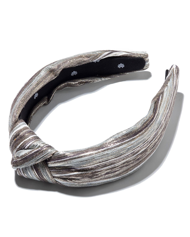 Mix Metallic Knotted Headband