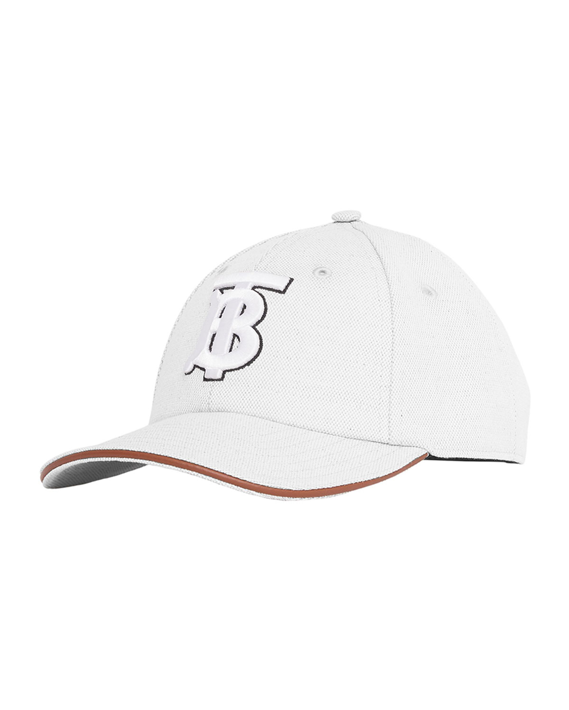 TB Logo Baseball Cap