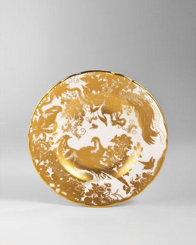 Gold Aves Saucer