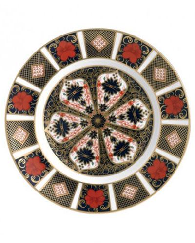 Old Imari Dinner Plate