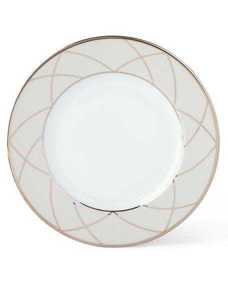 Haviland Clair de Lune Arches Bread & Butter Plate