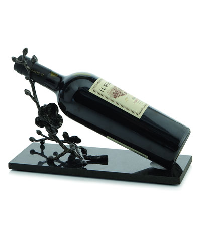 Black Orchid Wine Rest