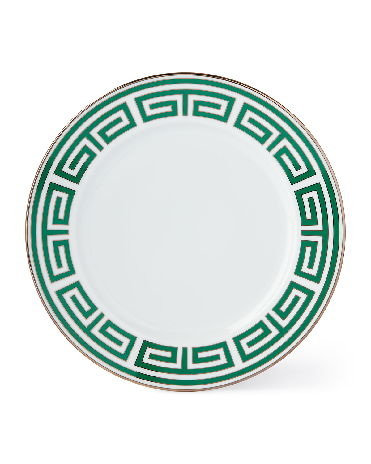 Labirinto Green Dinner Plate