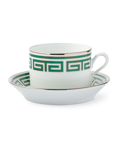 Labirinto Green Teacup