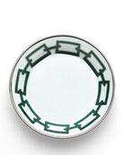 Catene Green Saucer