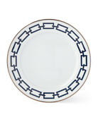 Catene Blue Dinner Plate