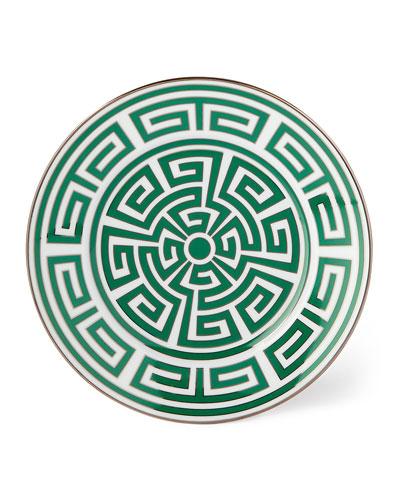 Labirinto Green Salad/Dessert Plate