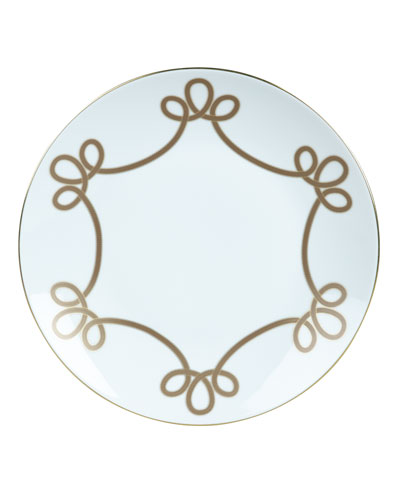 Brandenbourg Gold Dinner Plate