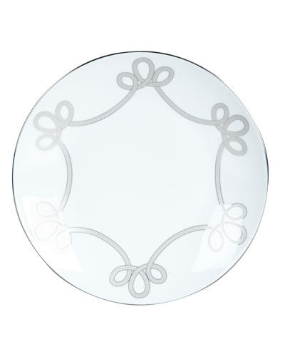 Brandenbourg Platinum Salad Plate