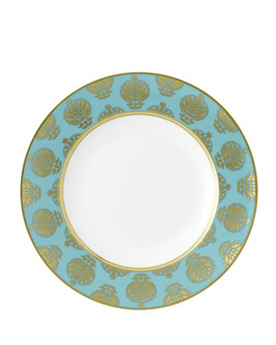 Bristol Turquoise Dinner Plate