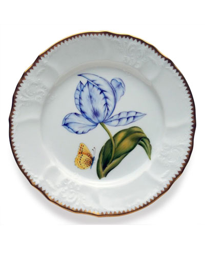 Old Master Tulips Salad Plate