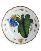 Treasure Garden Salad Plate