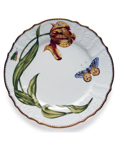 Old Master Tulips Dinner Plate