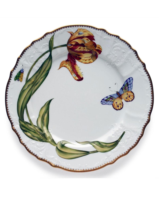 Anna Weatherley Dinnerwares OLD MASTER TULIPS DINNER PLATE
