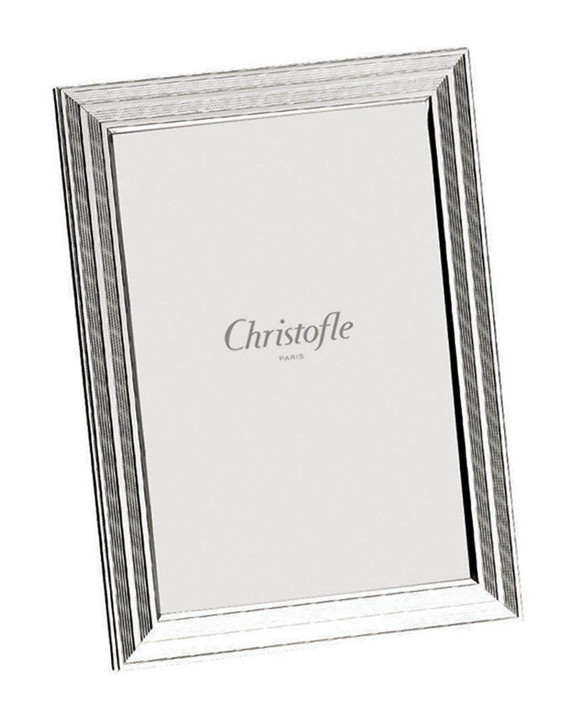"""Christofle Picture frames FILETS FRAME, 5"""" X 7"""""""