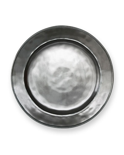 Quick Look. Juliska · Pewter Stoneware Dinner Plate  sc 1 st  Neiman Marcus : white stoneware dinner plates - Pezcame.Com