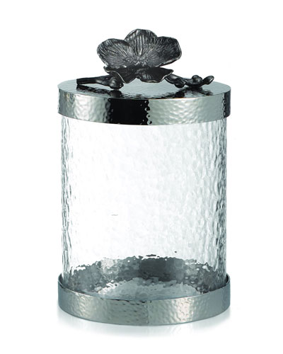 Black Orchid Small Canister
