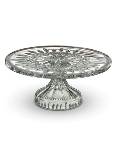 Lismore Footed Cake Plate
