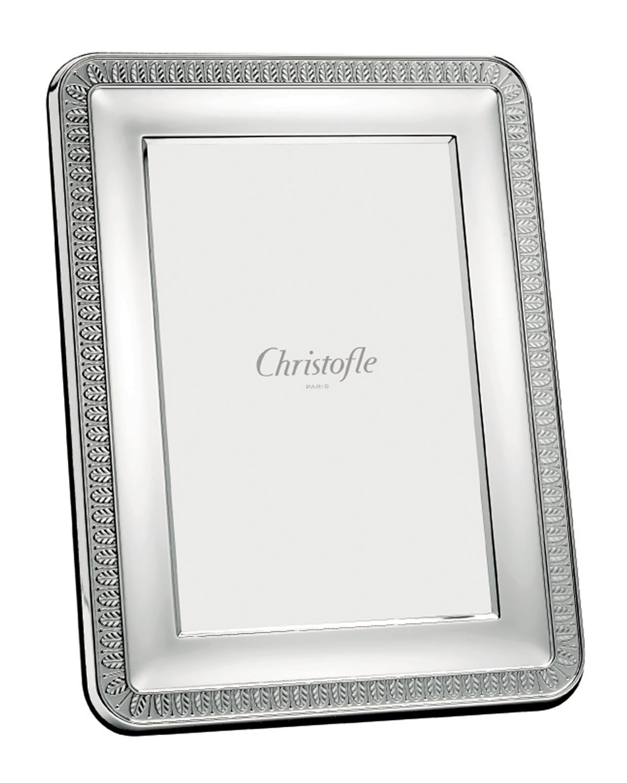 "Christofle Picture frames MALMAISON FRAME, 4"" X 6"""