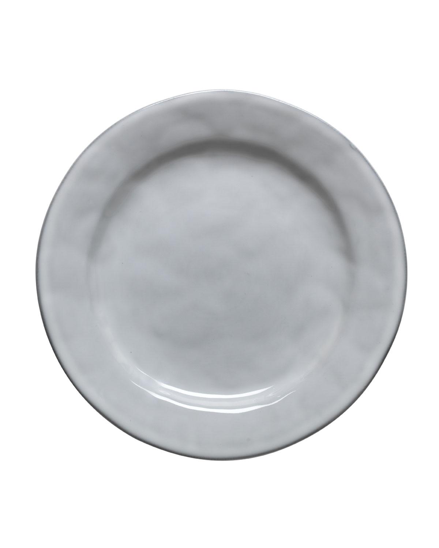 Juliska QUOTIDIEN WHITE TRUFFLE DINNER PLATE