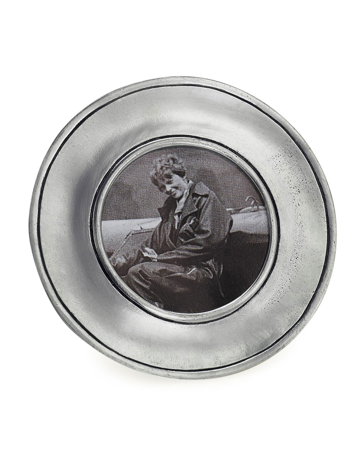 Match Picture frames LOMBARDIA SMALL ROUND PICTURE FRAME