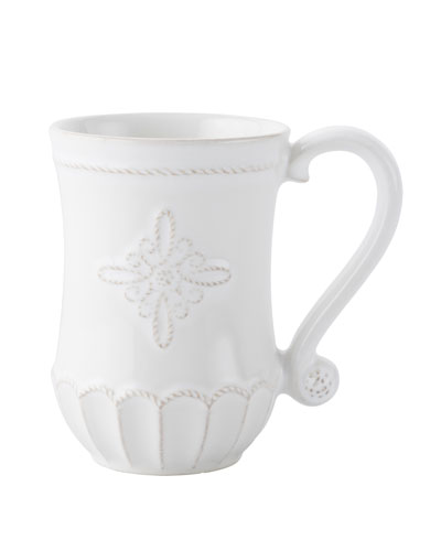 Jardins du Monde White Mug