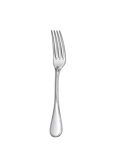 Perles Silver-Plated Salad Fork