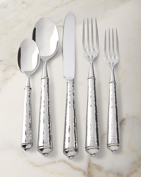 Ricci Silversmith Leopardo Place Spoon