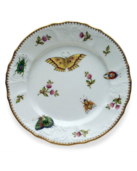 Anna Weatherly Spring in Budapest Salad Plate