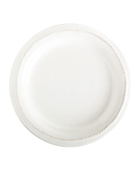 Juliska Berry & Thread White Round Side Plate