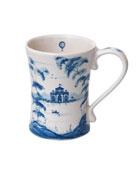 Country Estate Delft Blue Mug