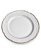 """Simply Anna Polka"" Salad Plate"