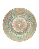 Haviland & Parlon Syracuse Turquoise Charger Plate