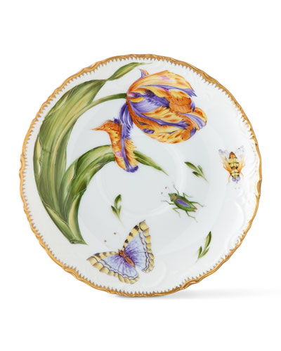Old Master Tulips Saucer