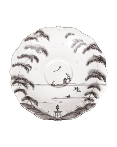 Country Estate Flint Saucer
