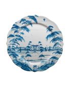 Country Estate Delft Blue Charger Plate