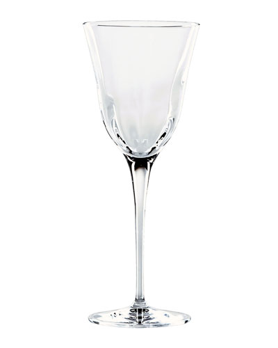 Optical Clear Water Glass