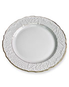 """Simply Anna Polka"" Dinner Plate"
