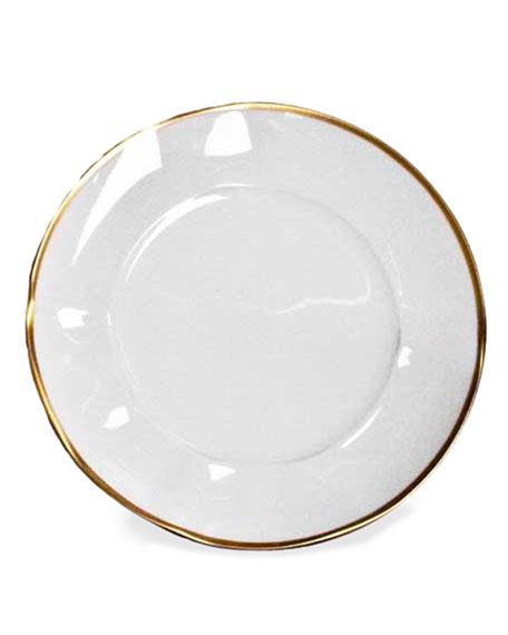 "Anna Weatherly ""Simply Elegant"" Salad Plate"