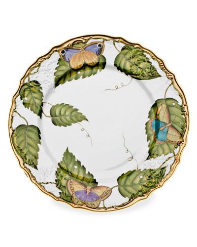 Exotic Butterflies Dinner Plate