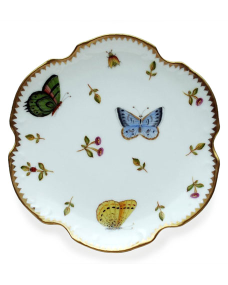 Anna Weatherly Spring in Budapest Bread & Butter Plate