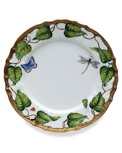 Ivy Garland Dinner Plate