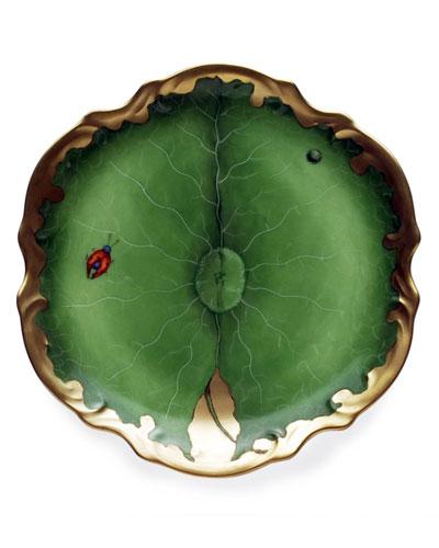 Ivy Garland Bread & Butter Plate