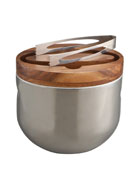 Mikko Ice Bucket with Tongs