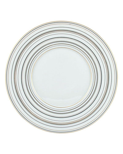 Attraction Gold Dinner Plate
