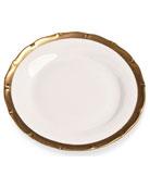 Golden Patina Bread & Butter Plate