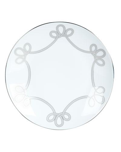 Brandenbourg Platinum Dinner Plate