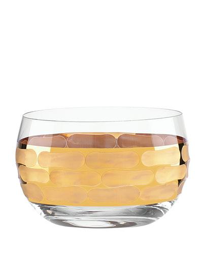 Small Truro Gold Bowl