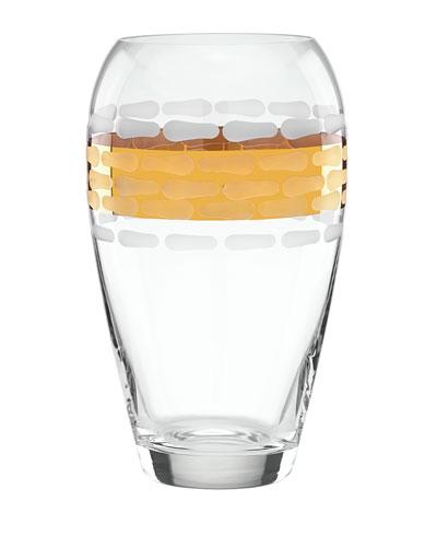 Truro Gold Vase